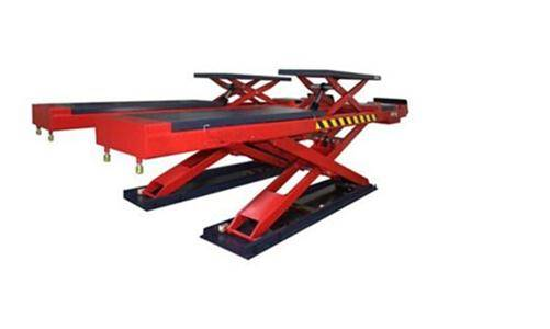 Tianyi Scissor type car lift/alignment scissor lift/hydraulic car hoist for sale