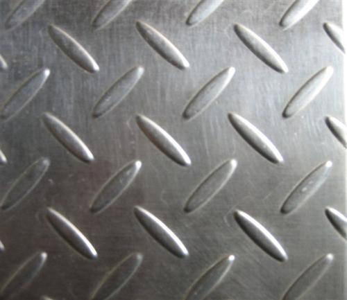 1060 H112 aluminum diamond plate