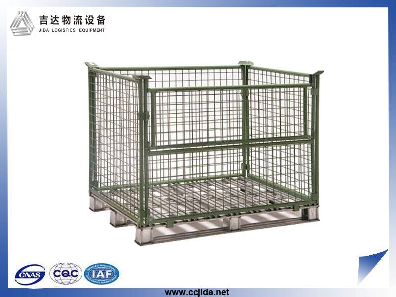 Made in China Steel Cage Pallet for sale