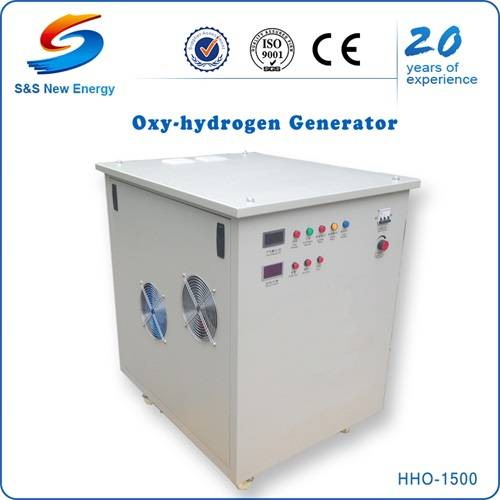 HHO-1500 oxyhydrogen cutting machine