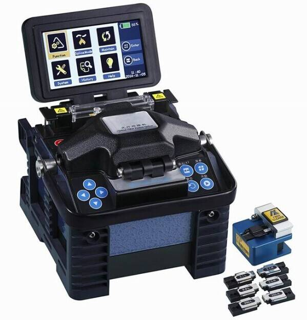 Good quality fusion splicer factory splicer brand