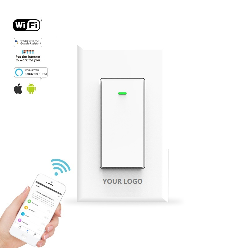 Wholesale Voice Control Smart Light Switches KS602S Factory Direct