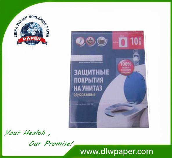 aseptic toilet seat covers paper