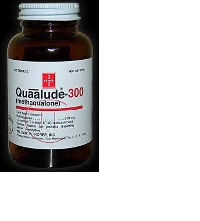 Methaqualone / Quaalude