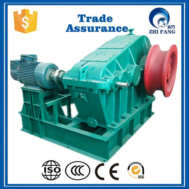 8 Ton Electric Winch For Tower Erection
