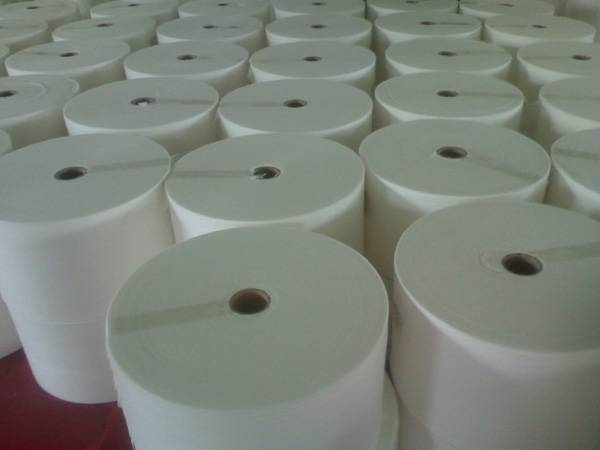 Diaper SSS Nonwoven for Top Sheet with SGS