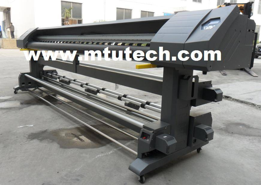 Large Format Printer with Epson DX7 1440x1440dpi