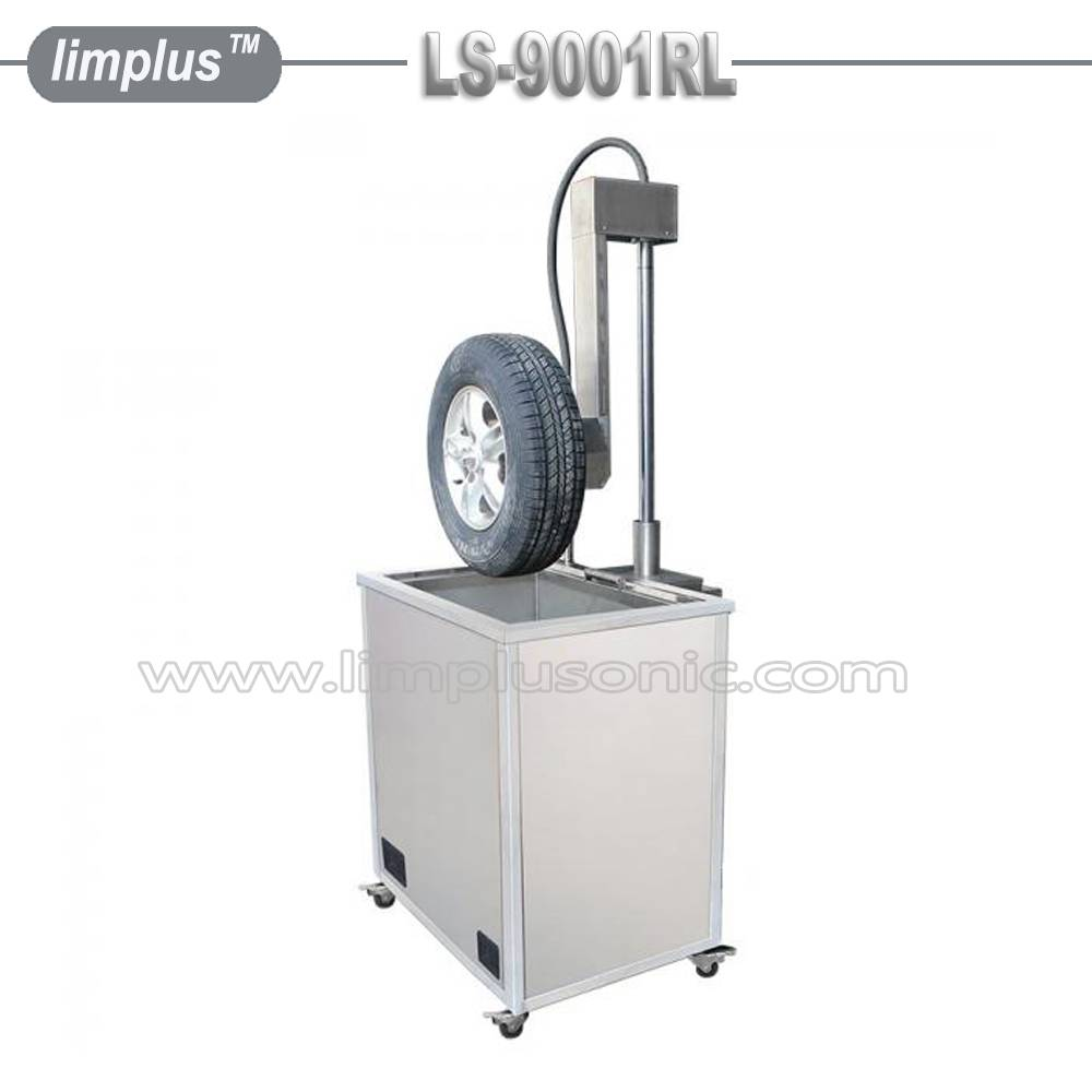 Limplus LS-9001RL Car Tyre Ultrasonic Cleaner With Rotator