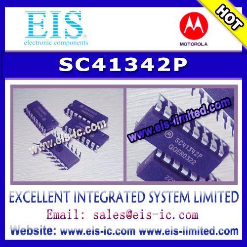 SC41342P - MOTOROLA - Encoder and Decoder Pairs CMOS