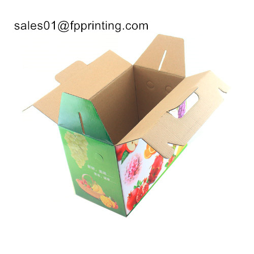Custom Corrugated Paper Box / Carton