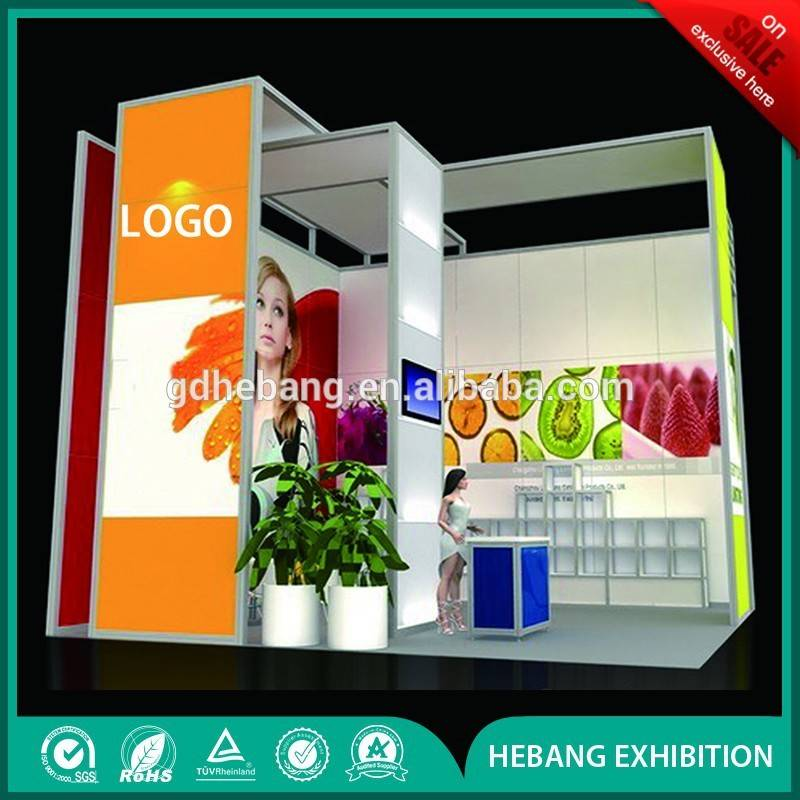 2015 hot sale Exhibition Stand Construction/Stands For Exhibitions