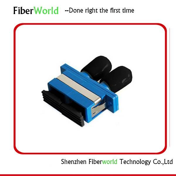 SC-ST Fiber Optic Adapter/Coupler
