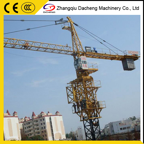Self Erecting Tower Crane QTZ63(5610/5013)