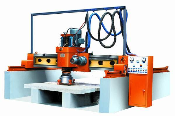 Model QM320X200 Bridge Type Single-head Grinding and Polishing Machine