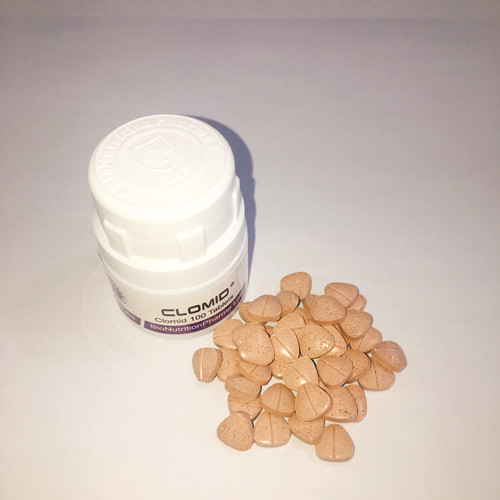 Clomid/Clomiphene Citrate Steroid Tablet