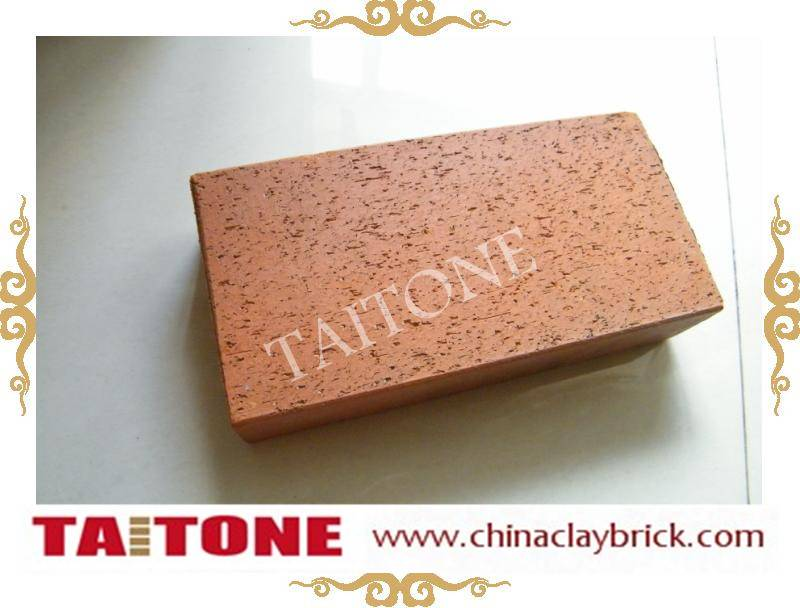 Clay Red Flash Pavers| extruded brick