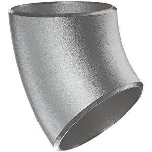 stainless steel shot-blast elbow b16.9
