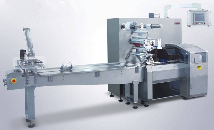 High-speed Reciprocating pillow type packing machine GS-500