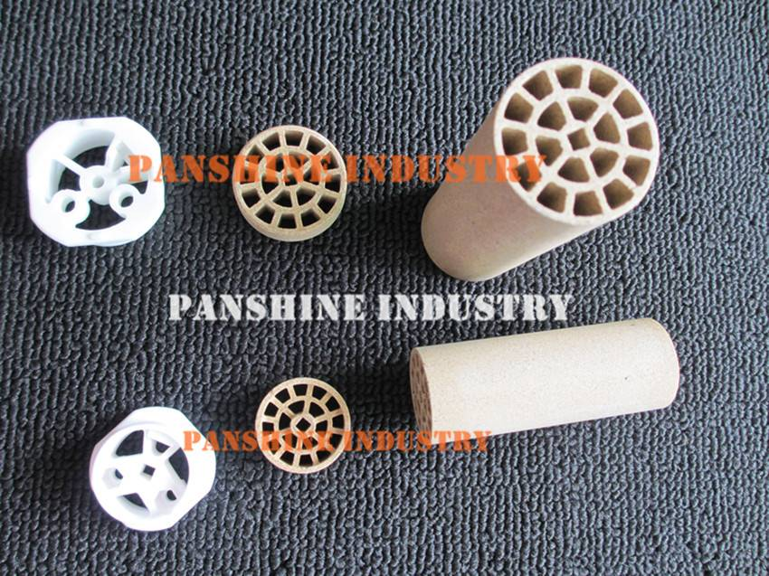 ceramic core for air bobbin heater