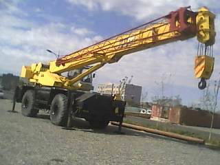 PPM 75ton used truck mounted crane for sale