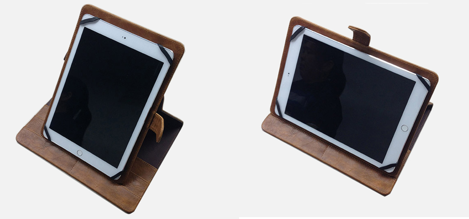 Tablet Case-Kickstand and Swivel-B106