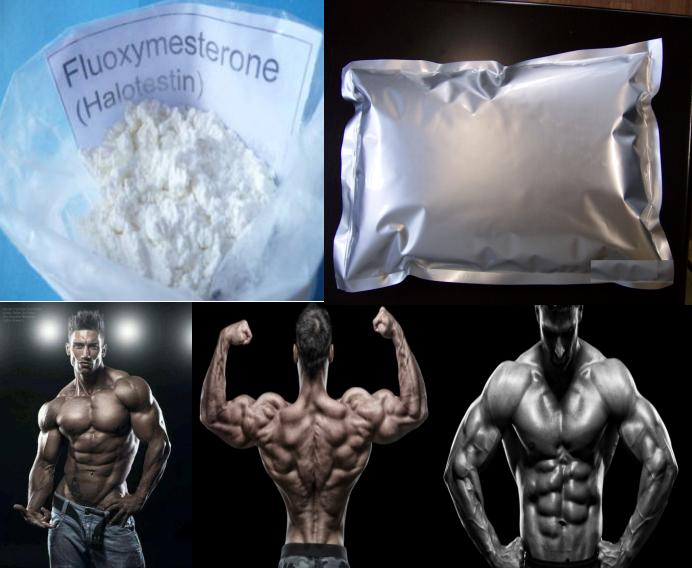 99.0% High Purity Fluoxymesterone powder Halotestin raw steroid powder for bodybuilding