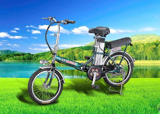 18''  Electric Bike with Lithium Battery