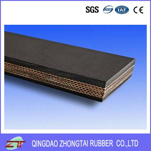 Large capacity long distance customed EP/Polyester Rubber Conveyor Belt
