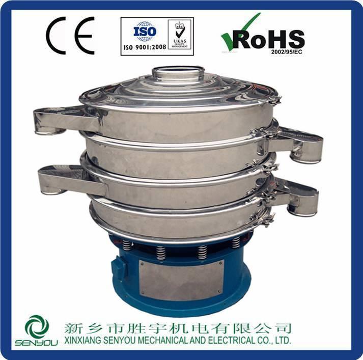 SENYOU brand high quality circular screening machine