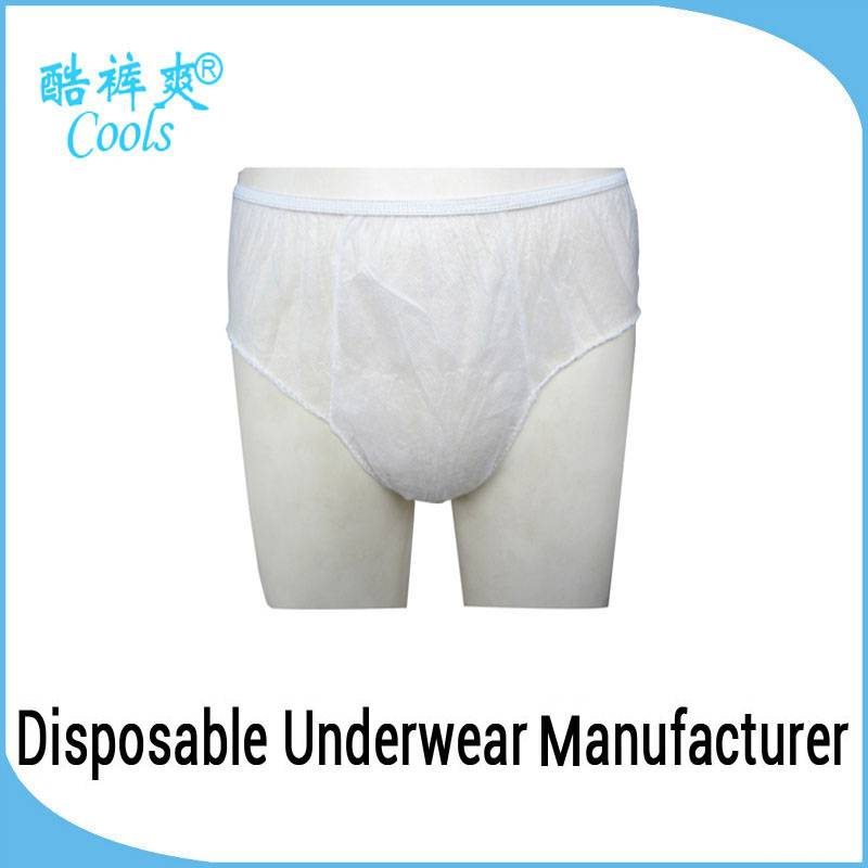 Special New Design Disposable Sexy Men Underwear For refugee