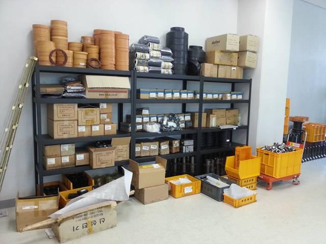 Rock Drill Spare Parts for Atlas Copco