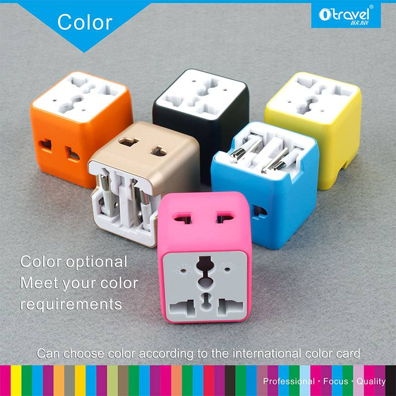 Otravel mini  travel adaptor electronic gift items