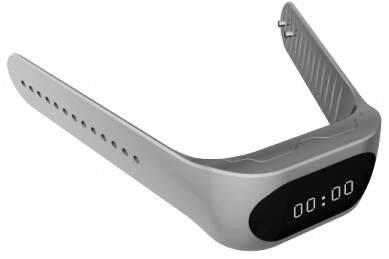 Custom Fitness/Sport Bangle USB Watch Bluetooth Smart Bracelet