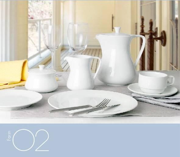 Porcelain Dinnerware (P02)