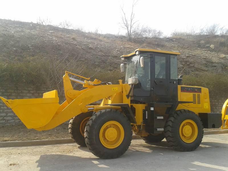 2106 hot onsale new model 3t loader