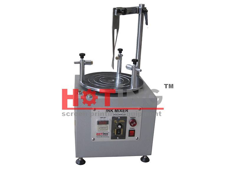Automatic ink mixing machine