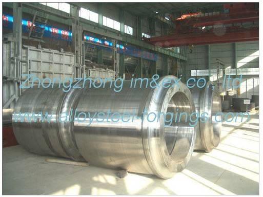 ASTM Heavy Alloy Steel Forgings