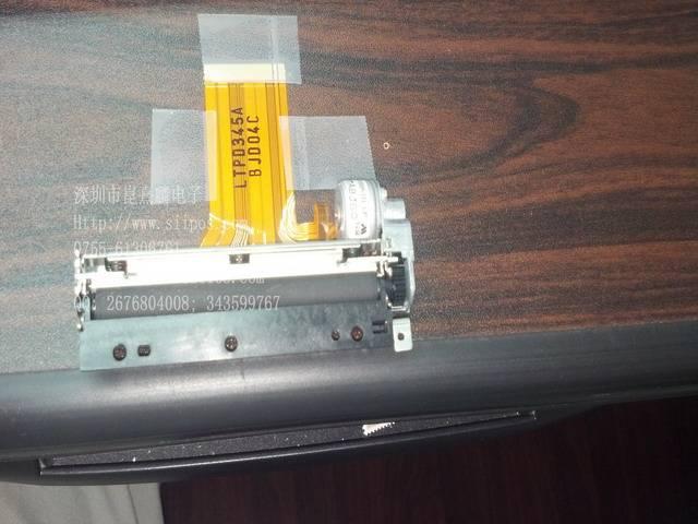 LTPD345APrinter-core gear roller printer accessories