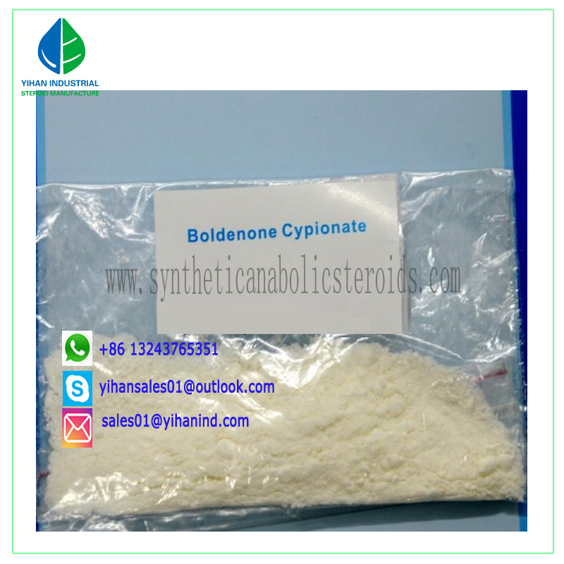 99% Pure Fitness Raw White Powder 106505-90-2 Boldenone Cypionate with safe shipping Judy