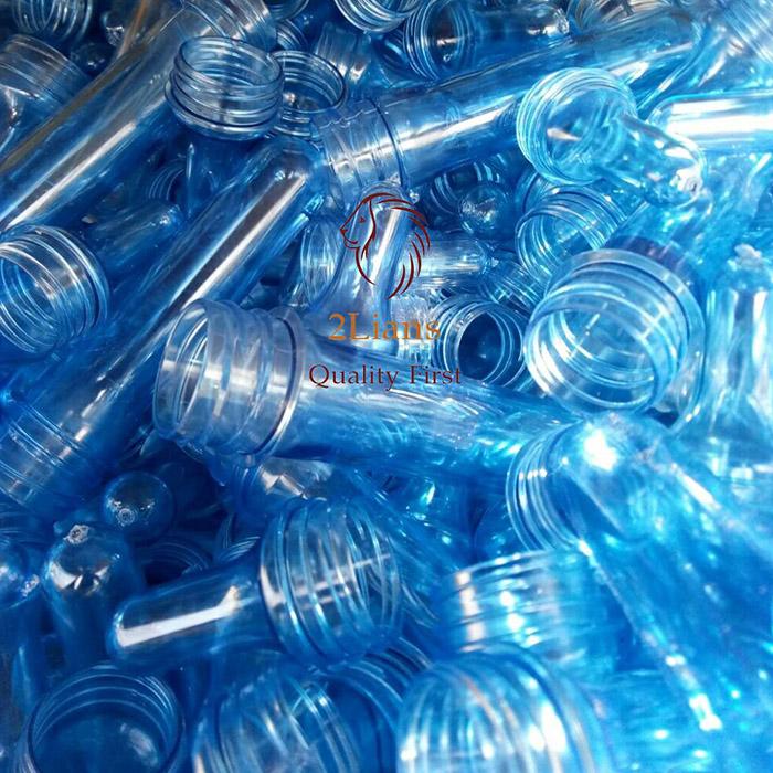 PET Preform Plastics Scrap