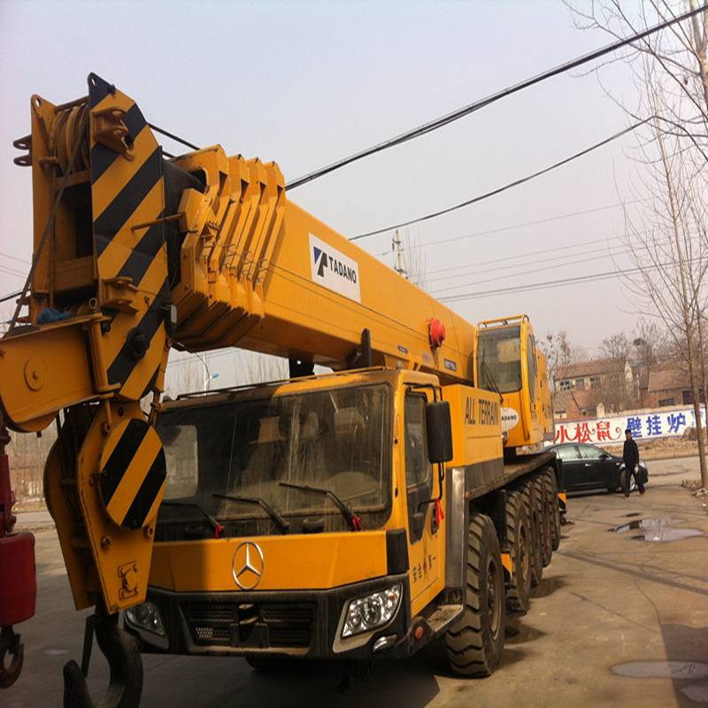 Used Tadano AR1200M 120T Truck Crane For Sale