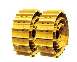 CAT bulldozer undercarriage parts track shoe assy