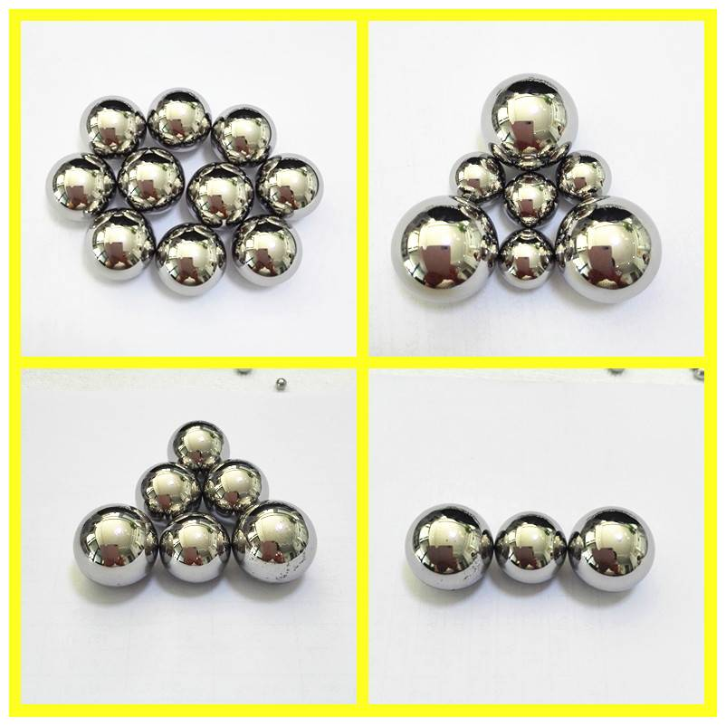 Shandong chrome ball for car accessory / bearing ball size Large or Small