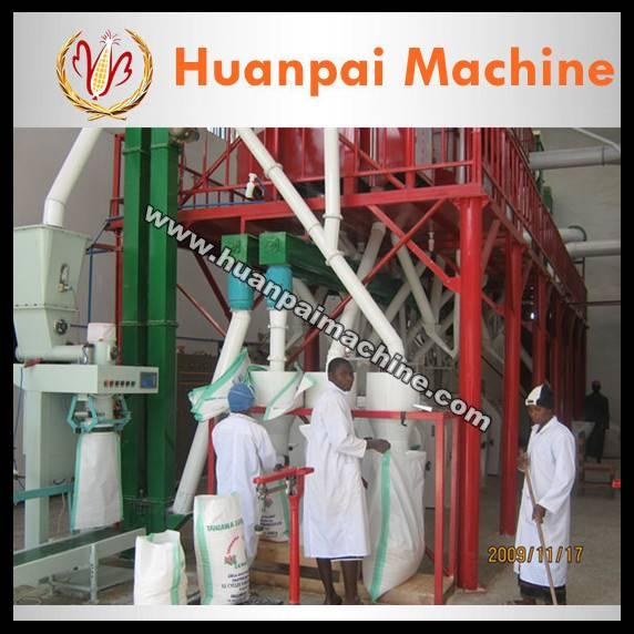 maize flour making machine/maize flour milling equipment