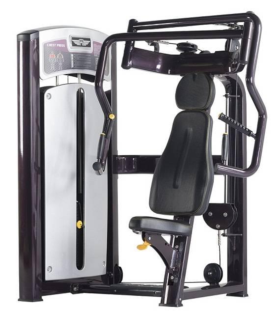 Chest press/ gym equipment