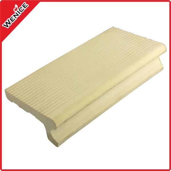 Non-Slip swimming pool tile, unglazed floor tile,pool accessory tiles 240*115mm