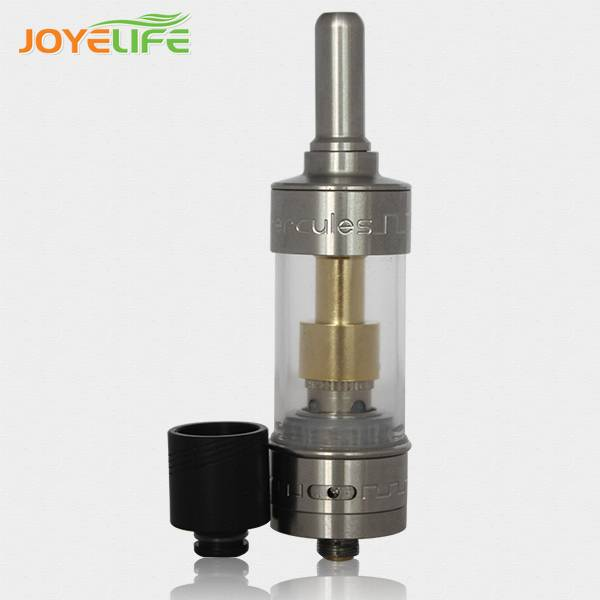 New Design Sub 0.5ohms Subtank Hercules with 3.5ml Capacity Replaceable Coil Vaporizer Free Shipping