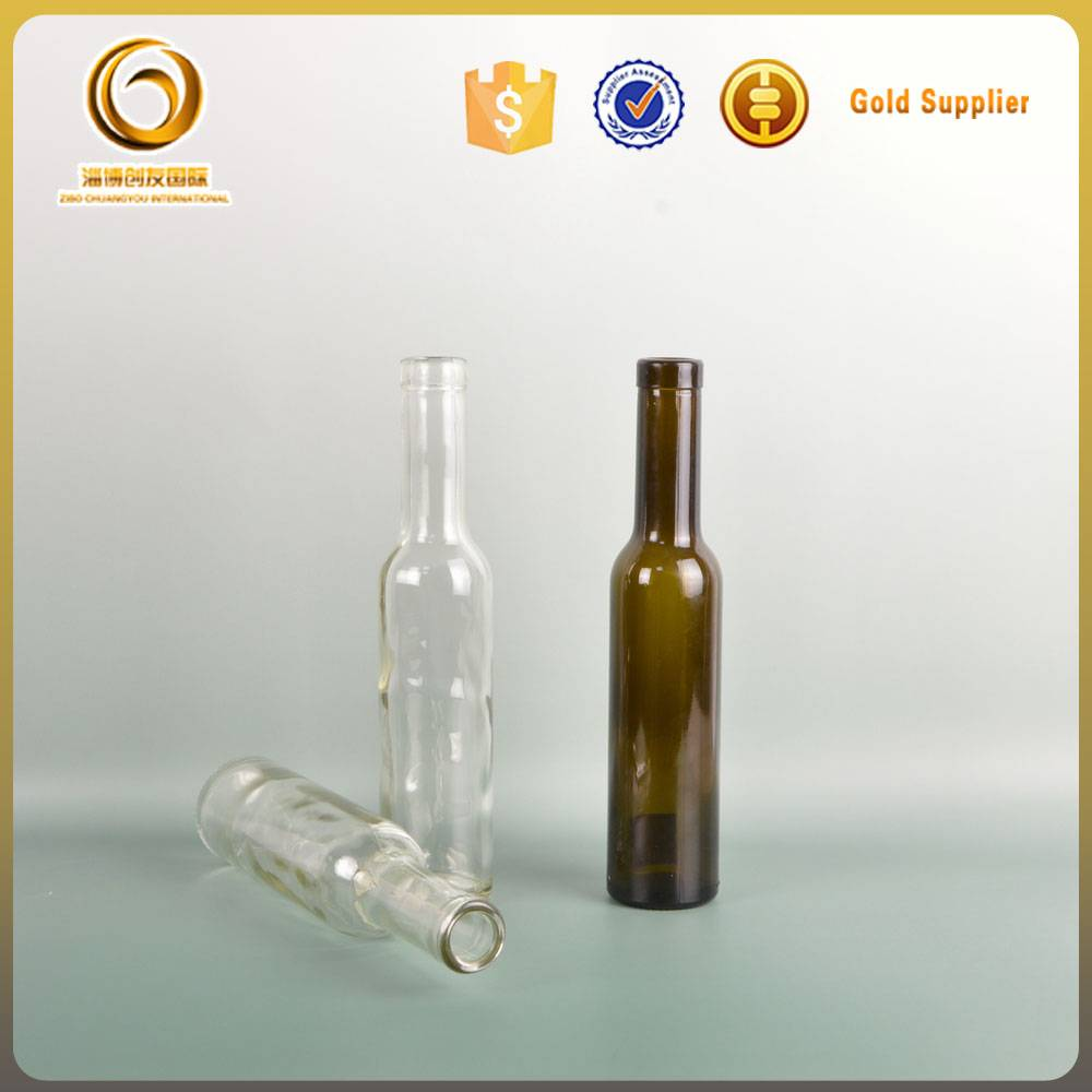 high quality 200ml glass wine bottles wholesale