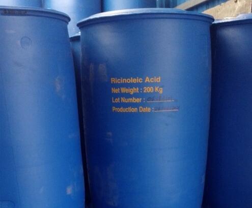 Ricinoleic Acid (Castor oil fatty acid)