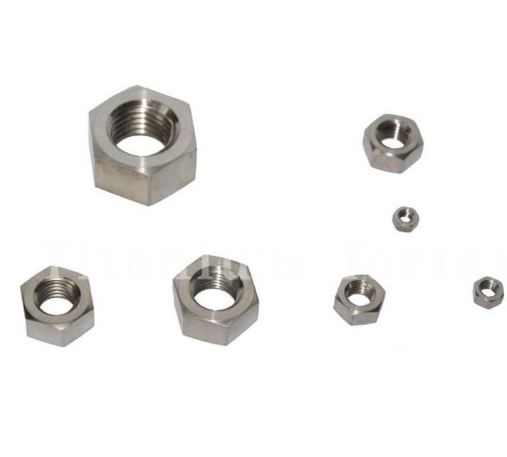 Titanium Flat Washers DIN125 Titanium Grade2